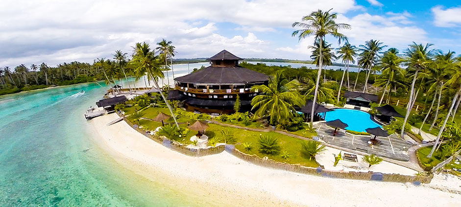 Mentawai Resort Location